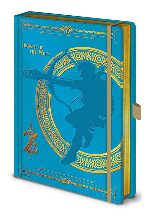 "Pyramid International A5 The Legend Of Zelda ""Breath Of The Wild"" Notebook"