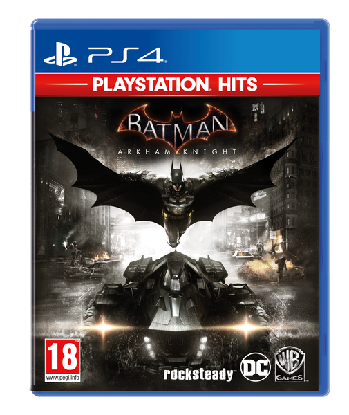 Batman - Arkham Knight - PlayStation Hits - Video Games by Warner Bros. Interactive Entertainment The Chelsea Gamer