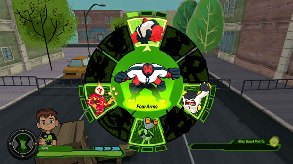 Ben 10 - PS4 - Video Games by Bandai Namco Entertainment The Chelsea Gamer