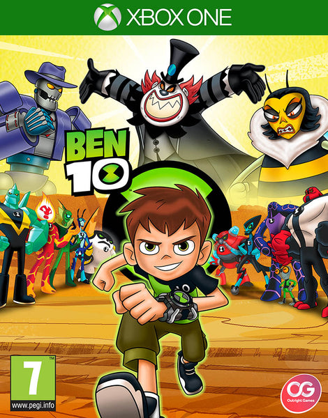 Ben 10 - Xbox One - Video Games by Bandai Namco Entertainment The Chelsea Gamer