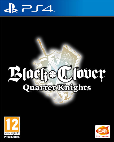 Black Clover: Quartet Knights - Video Games by Bandai Namco Entertainment The Chelsea Gamer