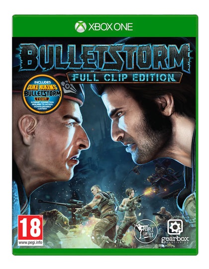 Bulletstorm Full Clip Edition - Xbox One - Video Games by Maximum Games Ltd (UK Stock Account) The Chelsea Gamer