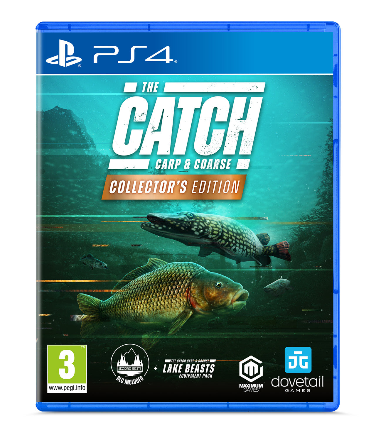 The Catch: Carp & Coarse - Collector's Edition - PlayStation 4