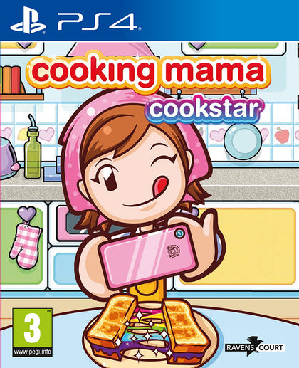 Cooking Mama: Cookstar - PlayStation 4