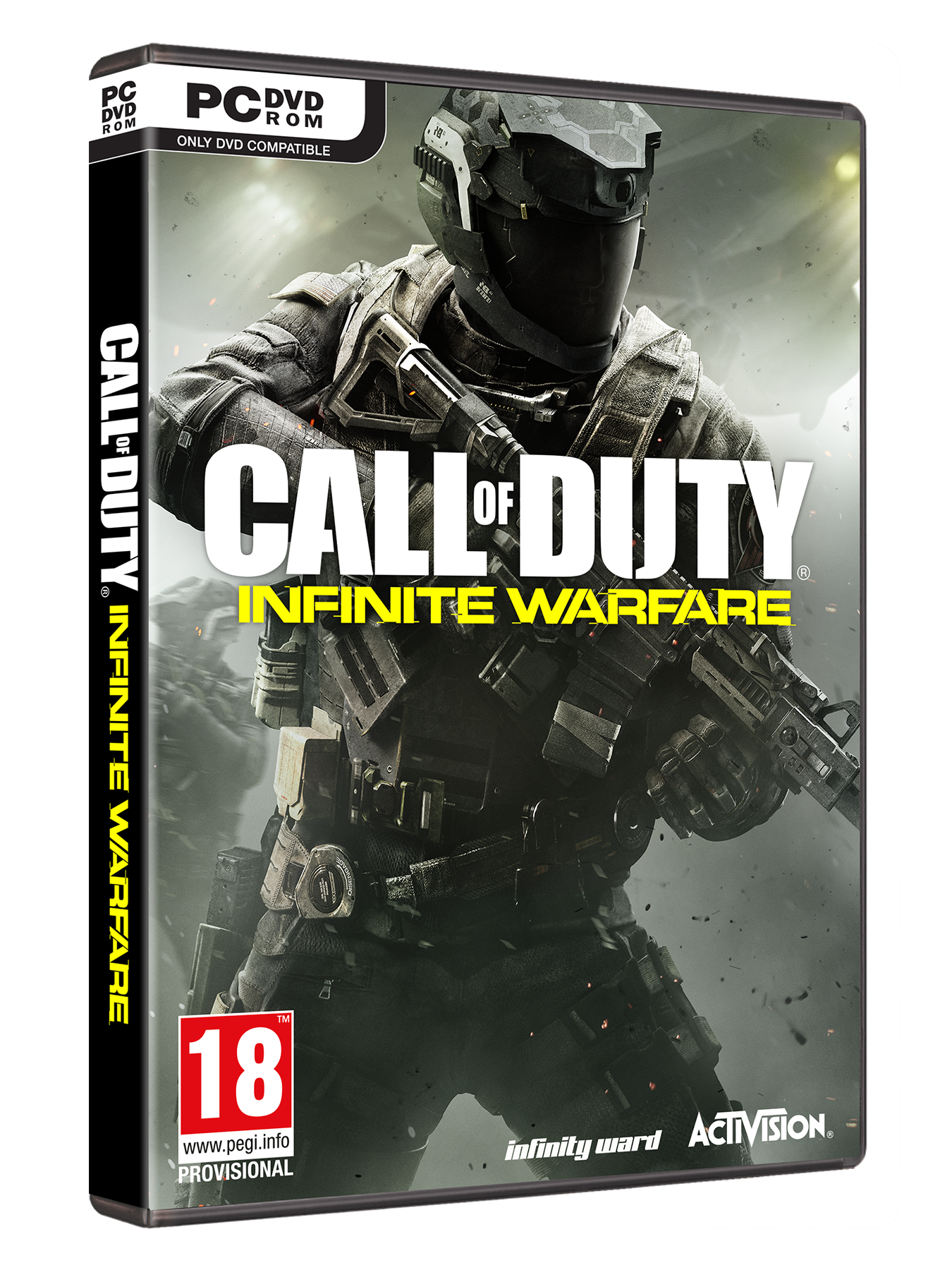 Call of Duty Infinite Warfare : Standard Edition for PC - Video Games by ACTIVISION The Chelsea Gamer