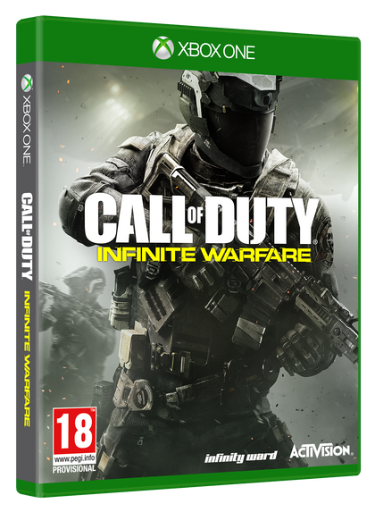 Call of Duty Infinite Warfare : Standard Edition for Xbox One - Video Games by ACTIVISION The Chelsea Gamer