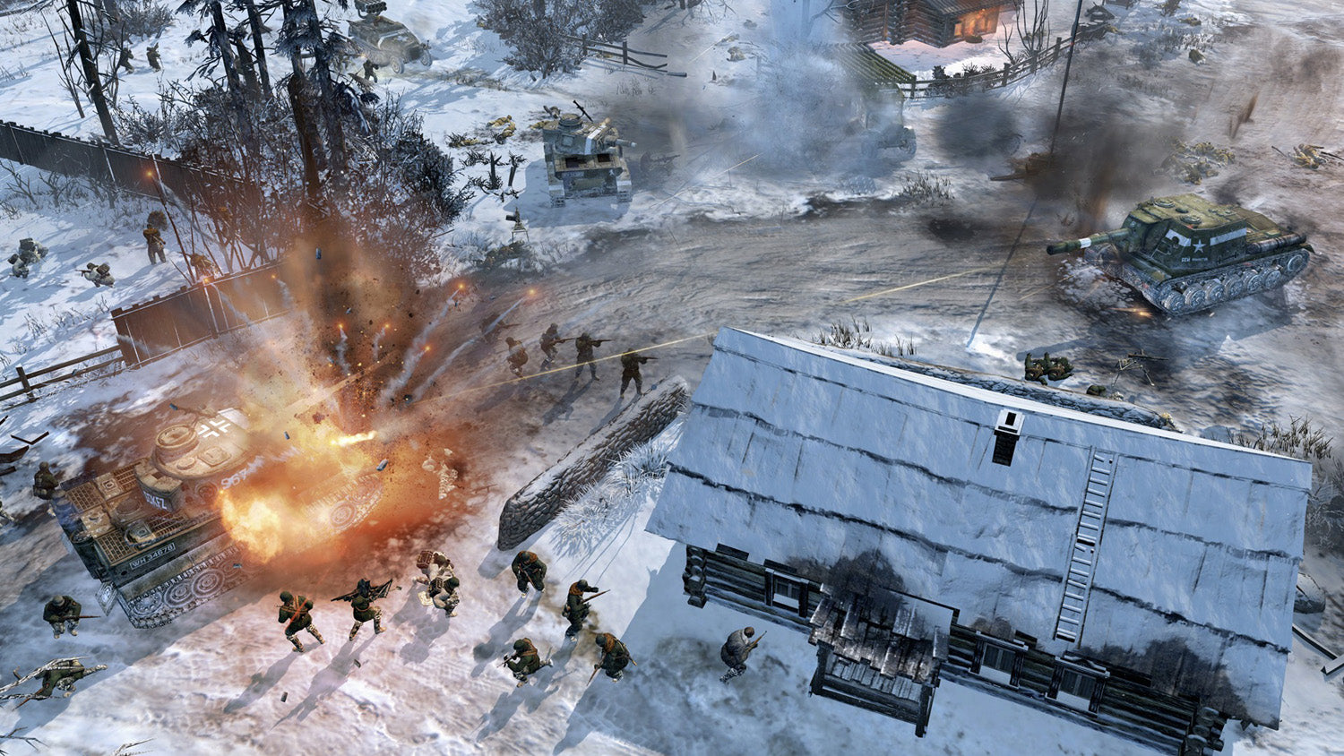 Company of Heroes 2: All Out War Edition