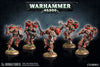 Chaos Space Marine Raptors - Model Play by Games Workshop The Chelsea Gamer