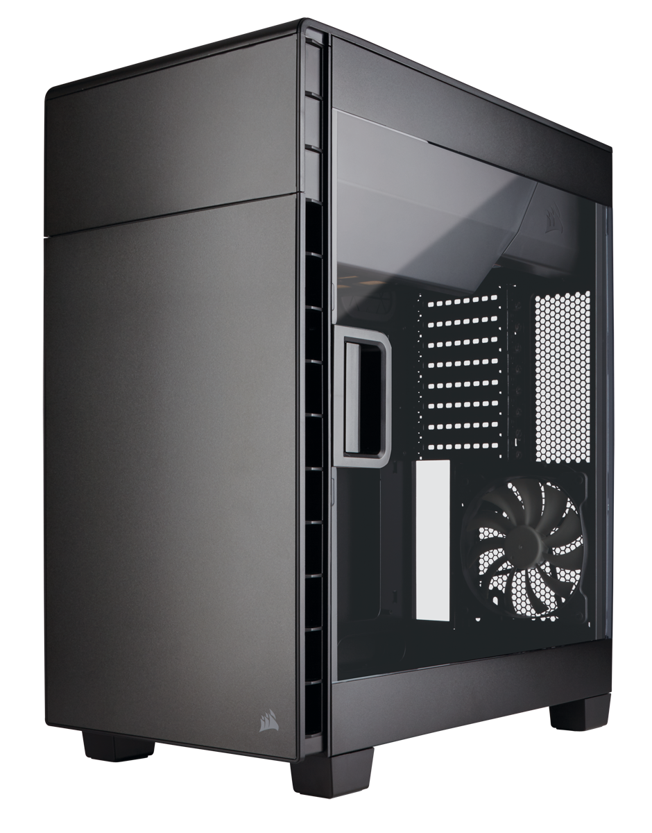 Corsair Carbide Series® Clear 600C Inverse ATX Full-Tower Case
