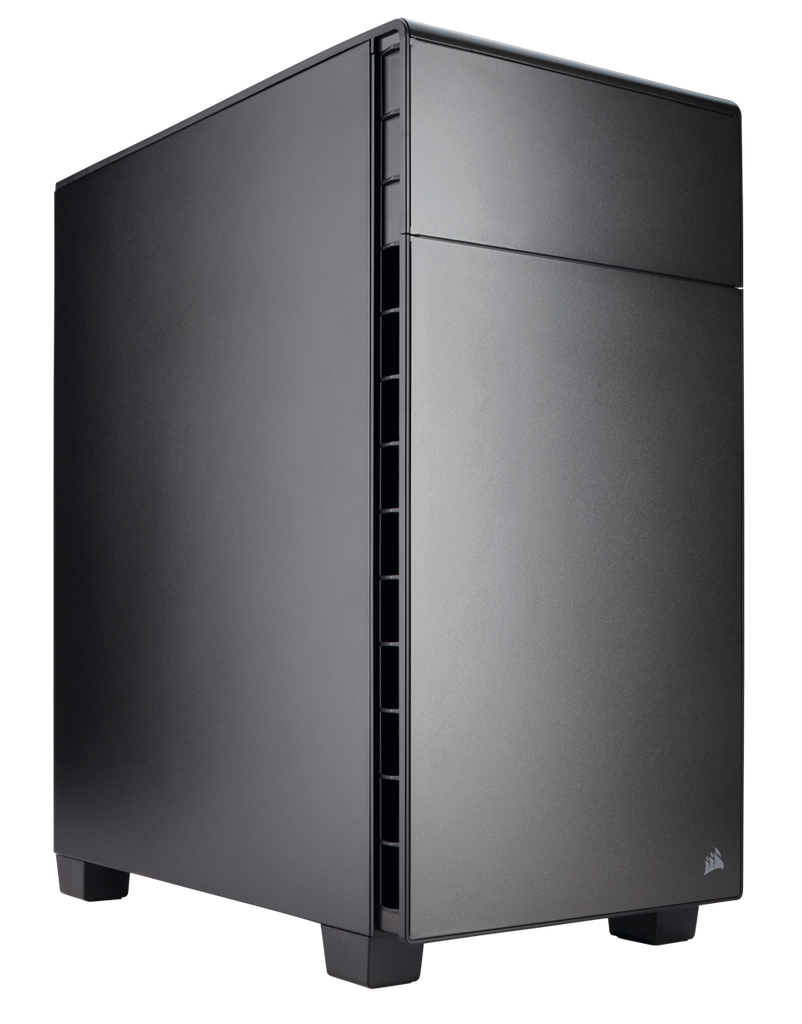 Corsair Carbide Series® Quiet 600Q Inverse ATX Full-Tower Case - Core Components by Corsair The Chelsea Gamer