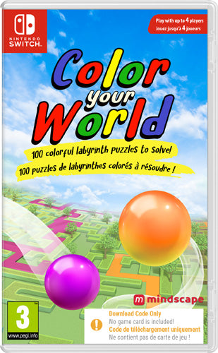 Color Your World - Nintendo Switch