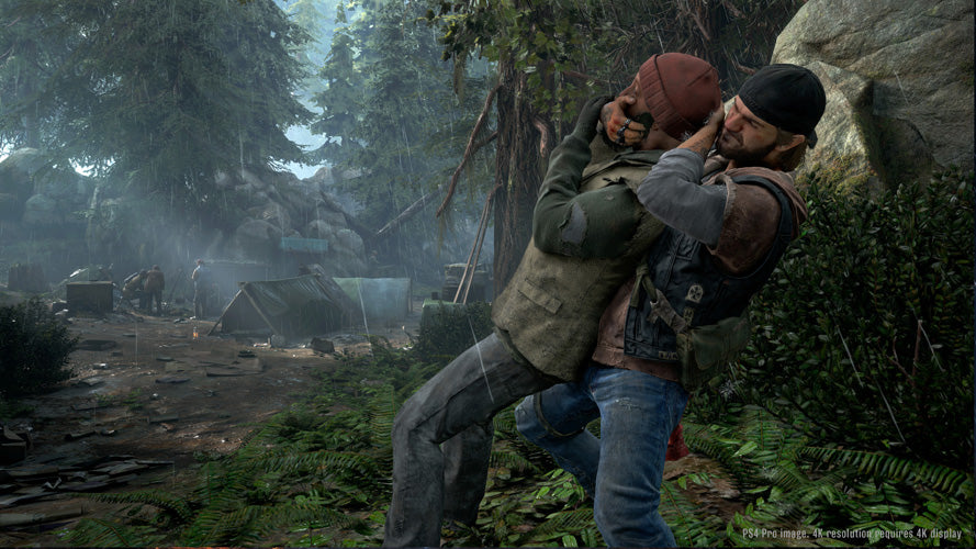 Days Gone - Video Games by Sony The Chelsea Gamer