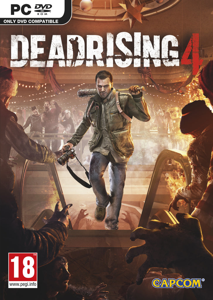 Dead Rising 4 - PC - Video Games by Capcom The Chelsea Gamer