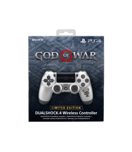 Limited Edition God of War™ DUALSHOCK®4 Wireless Controller