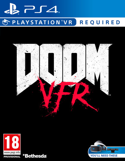 DOOM VFR - PSVR - Video Games by Bethesda The Chelsea Gamer
