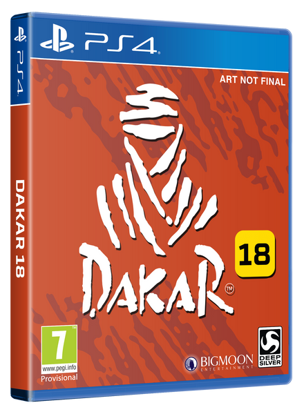 DAKAR 18 - Video Games by Deep Silver UK The Chelsea Gamer
