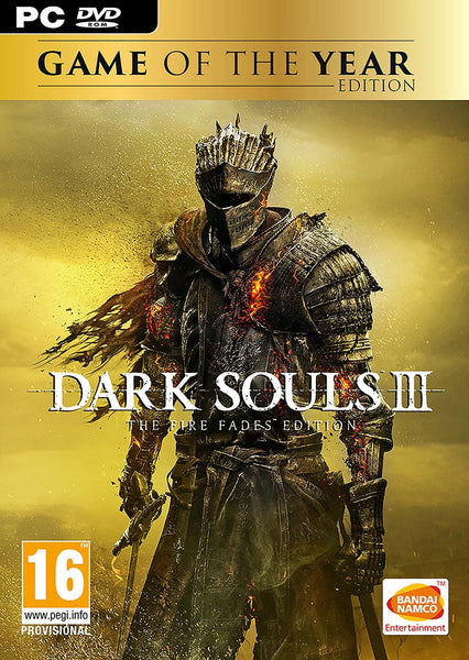 Dark Souls III: The Fire Fades Edition (Game of the Year Edition) - PC - Video Games by Bandai Namco Entertainment The Chelsea Gamer