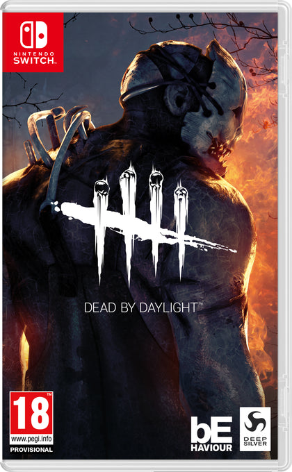 Dead by Daylight- Nintendo Switch - Video Games by Deep Silver UK The Chelsea Gamer