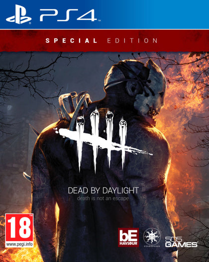 Dead by Daylight Special Edition -PS4 - Video Games by 505 Games The Chelsea Gamer
