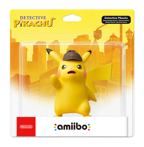 Detective Pikachu Amiibo - Video Games by Nintendo The Chelsea Gamer