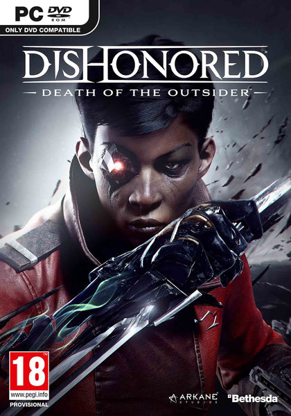 Dishonored: Death of the Outsider - PC - Video Games by Bethesda The Chelsea Gamer