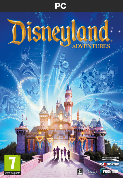 Disneyland Adventures - PC - Video Games by Nordic Games The Chelsea Gamer