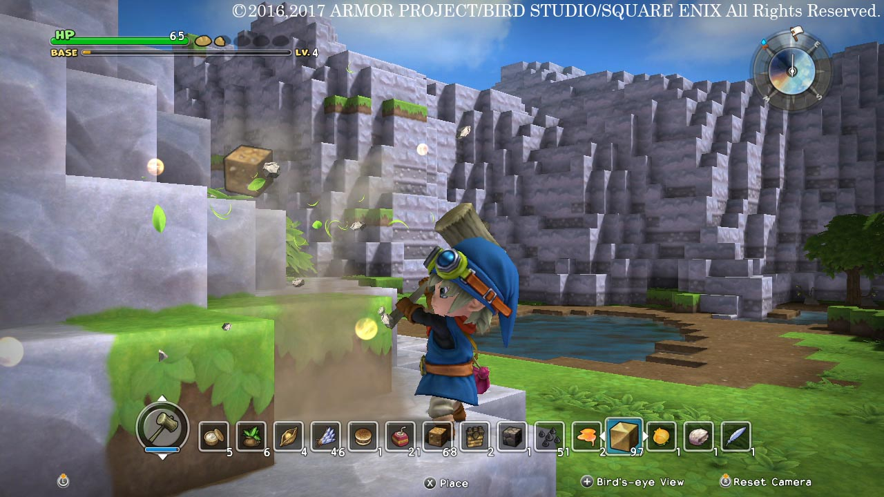 Dragon Quest Builders - Nintendo Switch - Video Games by Nintendo The Chelsea Gamer