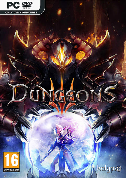 Dungeons III - PC - Video Games by Kalypso Media The Chelsea Gamer