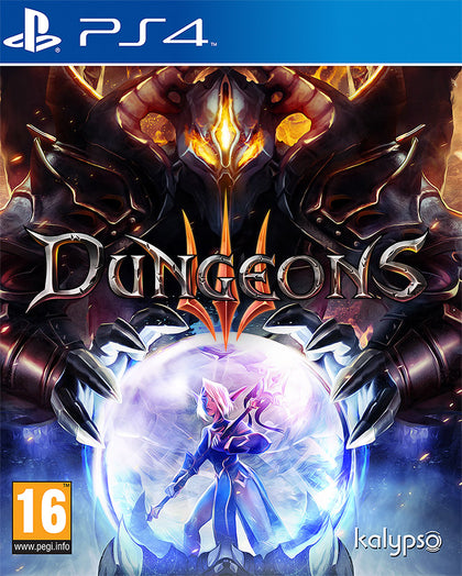 Dungeons III - PS4 - Video Games by Kalypso Media The Chelsea Gamer