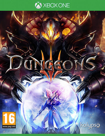 Dungeons III - Xbox One - Video Games by Kalypso Media The Chelsea Gamer