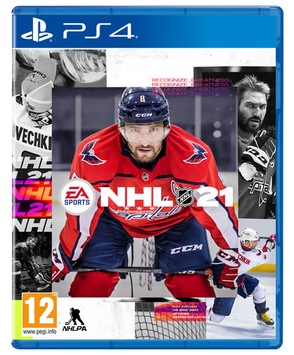 NHL 21 - PlayStation 4