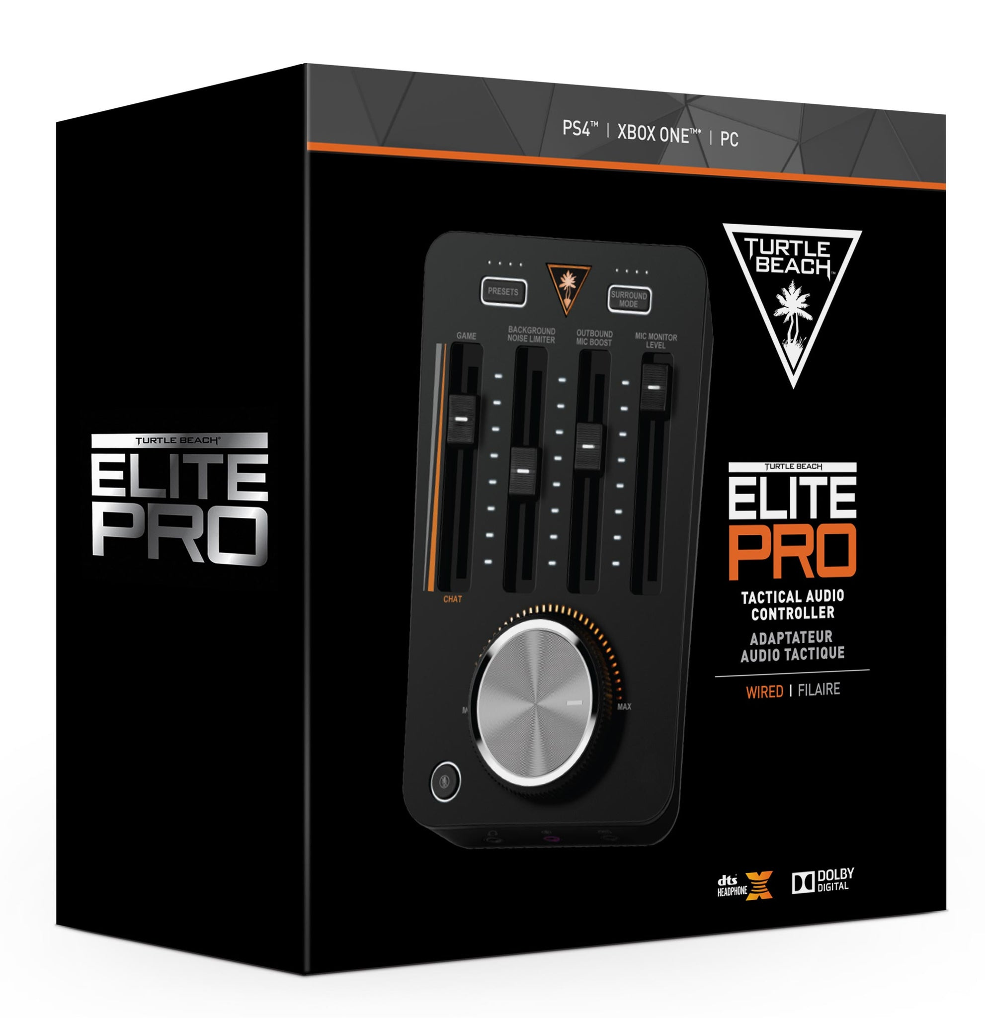 Turtle Beach Elite Pro Tactical Audio Controller - Multi Platform