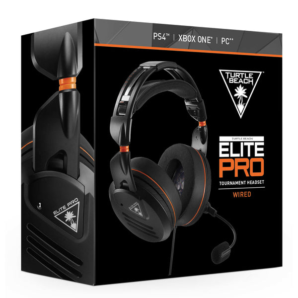 Turtle Beach Elite Pro Tournament Gaming Headset - Multi Platform - Audio by Turtle Beach The Chelsea Gamer