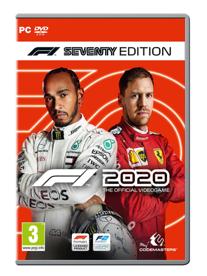 F1® 2020 The Official Video Game - Seventy Edition - PC