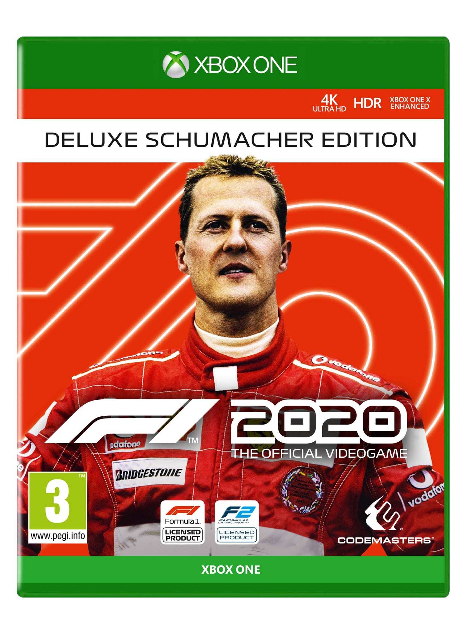 F1® 2020 The Official Video Game - Deluxe Schumacher Edition