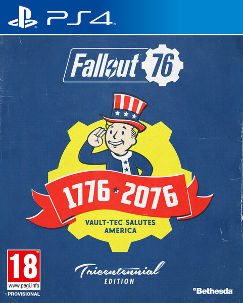 Fallout 76 Tricentennial Edition - Video Games by Bethesda The Chelsea Gamer