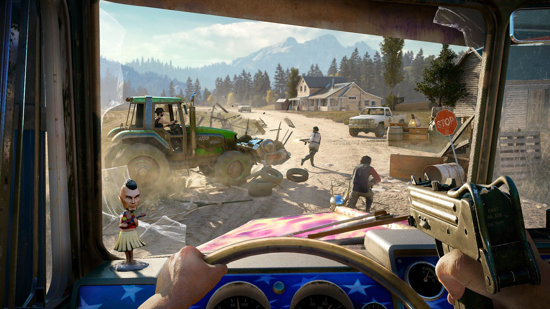 Far Cry 5 - The Father Edition - Xbox One - Video Games by UBI Soft The Chelsea Gamer