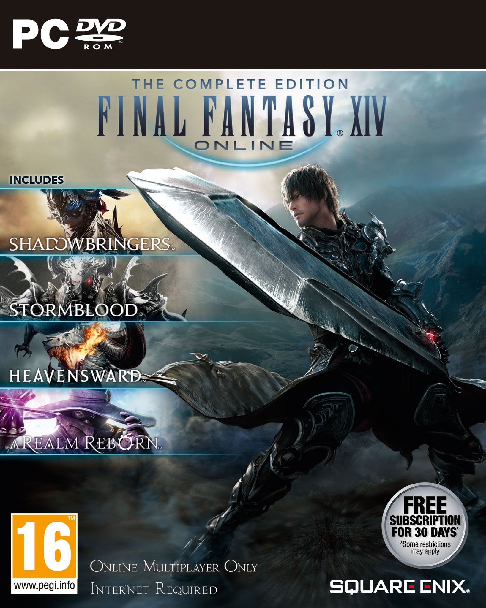 Final Fantasy XIV: The Complete Collection