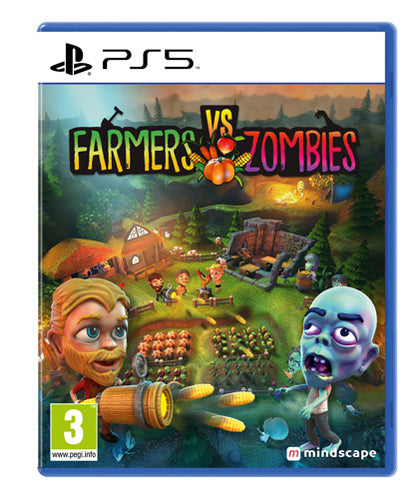 Farmers vs Zombies - PlayStation 5