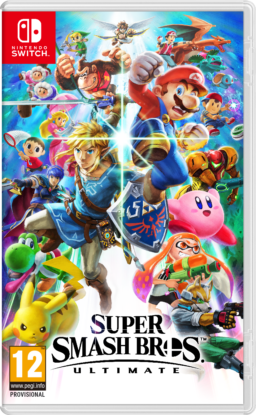 Super Smash Bros - Ultimate - Nintendo Switch