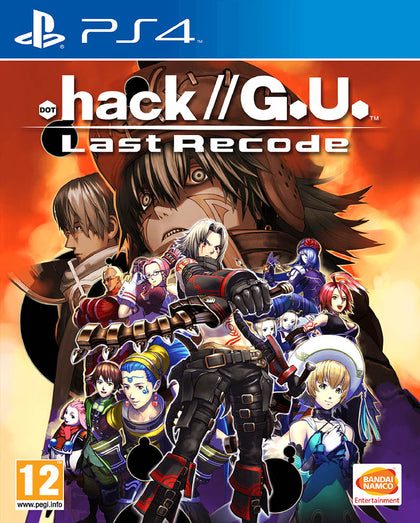 .Hack//G.U. Last ReCode - PS4 - Video Games by Bandai Namco Entertainment The Chelsea Gamer