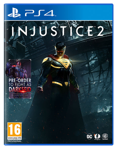 Injustice 2 - PS4 - Video Games by Warner Bros. Interactive Entertainment The Chelsea Gamer