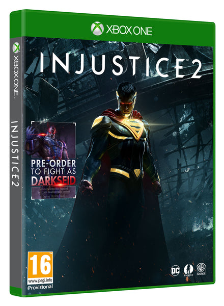 Injustice 2 - Xbox One - Ultimate Edition - Video Games by Warner Bros. Interactive Entertainment The Chelsea Gamer