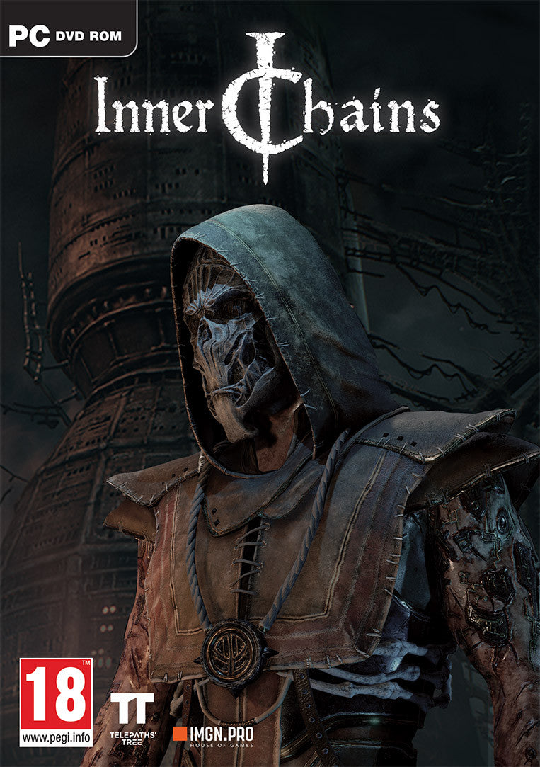 Inner Chains - PC - Video Games by IMGN PRO The Chelsea Gamer