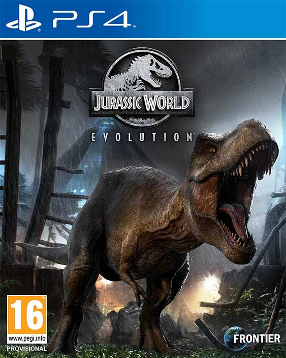 Jurassic World Evolution