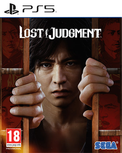 LOST JUDGMENT™ - PlayStation 5