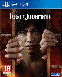 LOST JUDGMENT™ - PlayStation 4