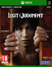 LOST JUDGMENT™ - Xbox