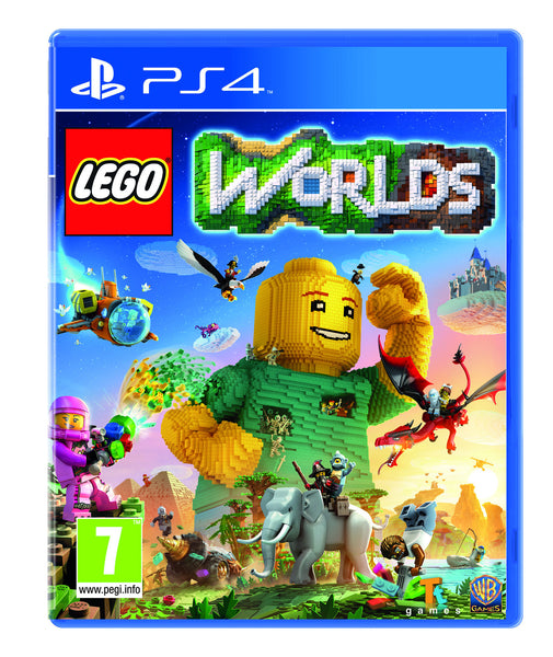 LEGO Worlds, PlayStation 4 - Video Games by Warner Bros. Interactive Entertainment The Chelsea Gamer