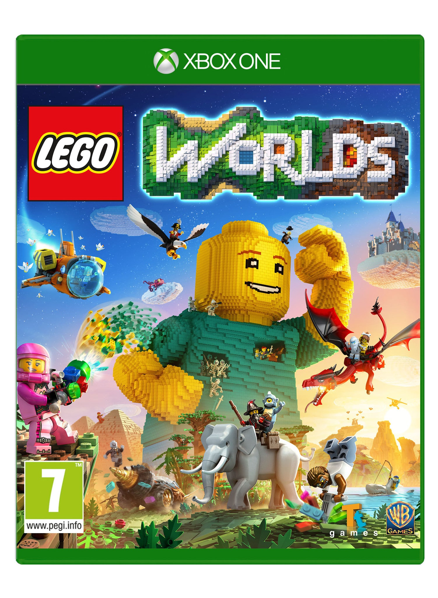 LEGO Worlds, Xbox One